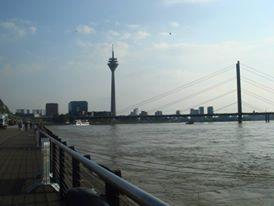 Rhine Tower (Rheinturm)