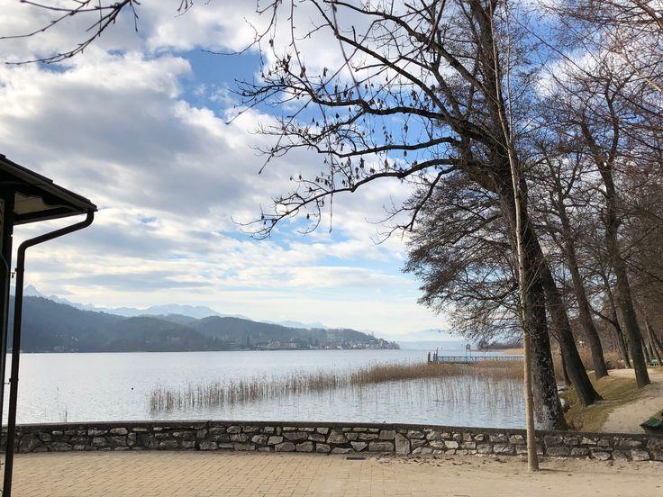 Der Wörthersee ist wohl einer der schönsten und wärmsten Seen Europas und wir schätzen uns äußerst glücklich, gerade hier zu leben, auch im Winter.