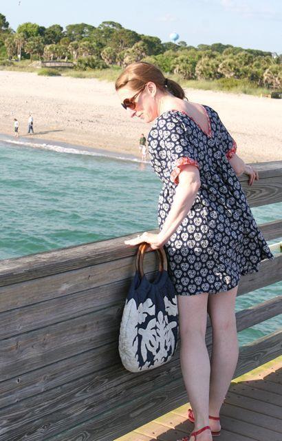 modern babydoll dress | whipstitch