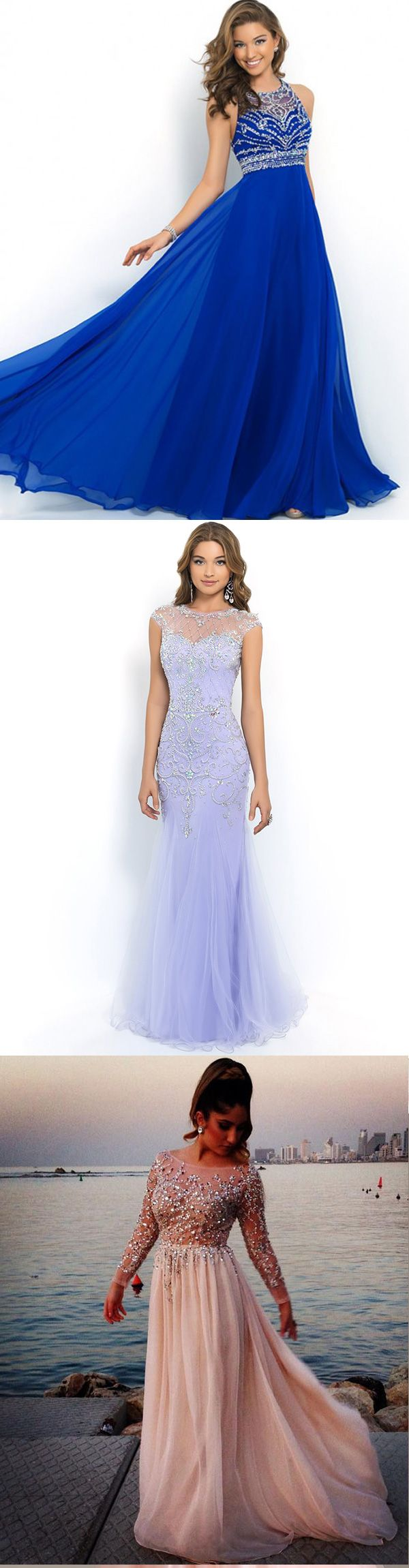 Long Prom Dresses 2016 Sale OMG I LOVE THE SECOND ONE!!!!