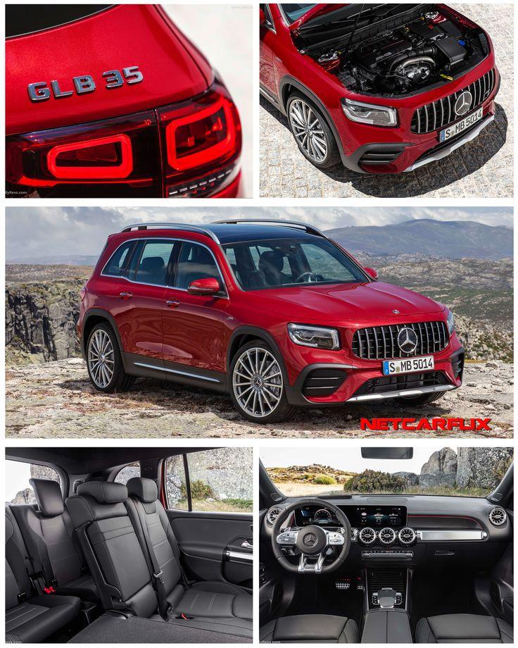2020 MercedesBenz GLB35 AMG 4Matic HQ Pictures, Specs