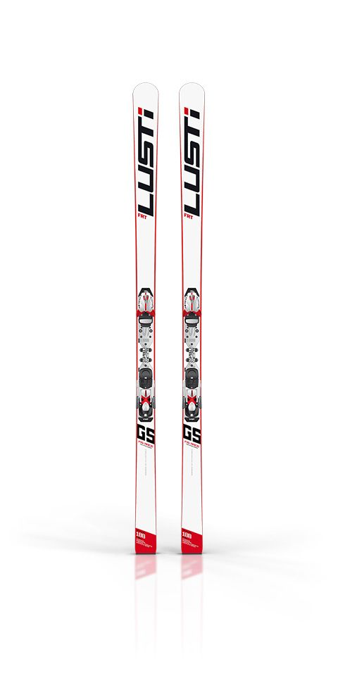 lusti giant slalom race ski design
