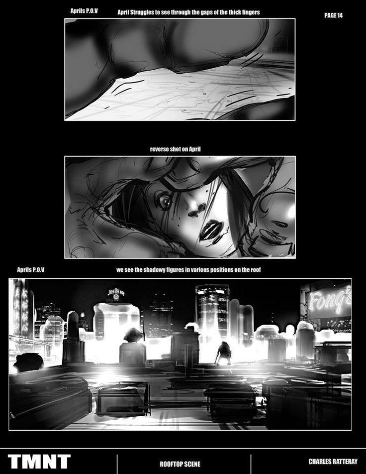 닌자 터틀 스토리 보드 | Daum 루리웹