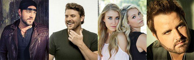 """""""Nashville Star"""" winner Chris Young was among the additional artists added to the CMA Music Fest lineup Tuesday."""