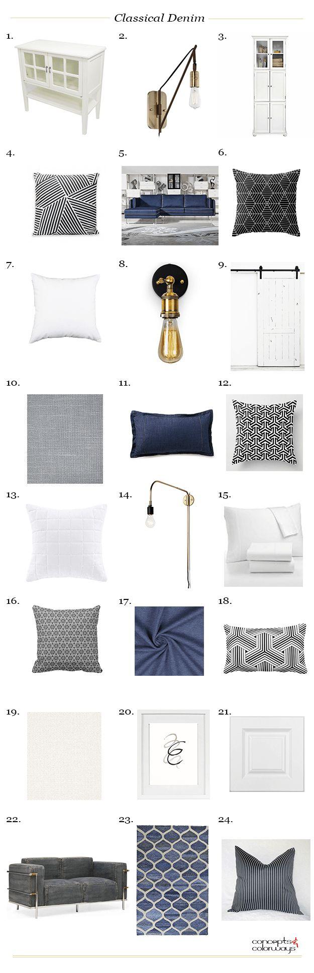Best 25+ Denim sofa ideas only on Pinterest | Light blue couches ...