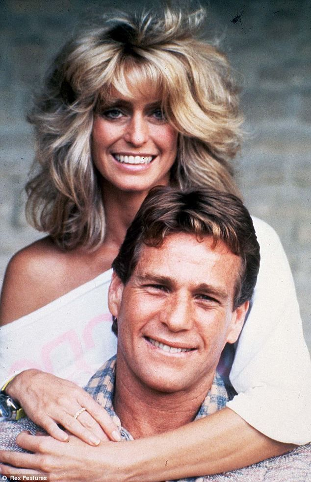 Farrah Fawcett & Ryan O'Neil...Often Rocky, Often Happy, Never Without Love...And, Together (Even If Off and On) Until the End...We Miss You, Farrah...Gone Too Soon...