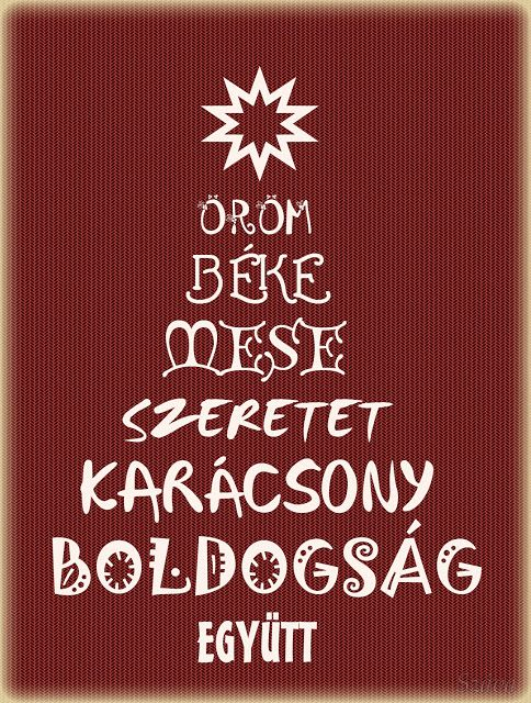 Boldog karácsonyt kívánok! :) https://szavaa.hu