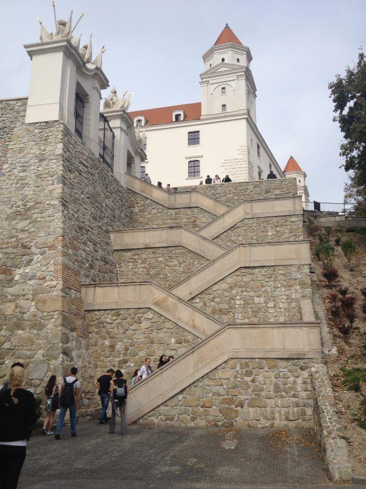 Bratislava Castle, Slovakia: http://www.welcometobratislava.eu/portfolio/castle/