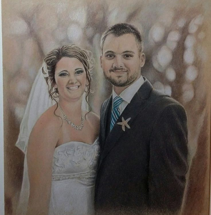 Coloured Pencil Portrait by Teresa Heath https://www.facebook.com/pnclartst
