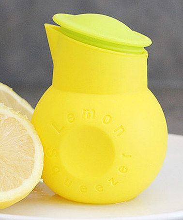 Look at this #zulilyfind! Lemon Squeezer by make my day #zulilyfinds