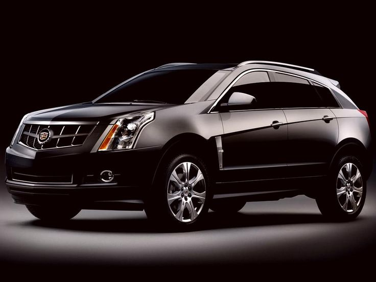 Cadillac SRX- My choice in family vehicle :)