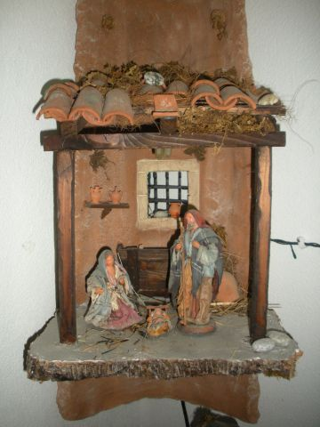Nativity Scene - 425.00EUR : Il Faro Presepi!, Presepi artigianali, presepi in movimento e statici, produzione e vendita presepe di Natale 2014.