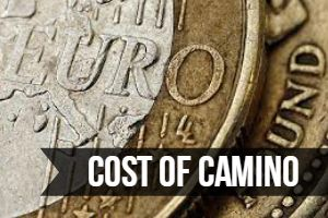 Learn what it costs to walk the #CaminodeSantiago in #Spain. Food, lodging, travel etc...