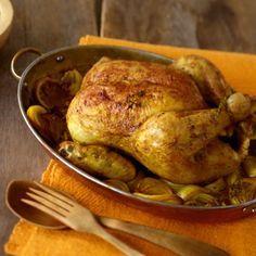 ESSEN & TRINKEN - Marokkanisches Hähnchen Rezept