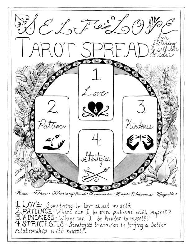Best 25+ Love Tarot Spread Ideas On Pinterest