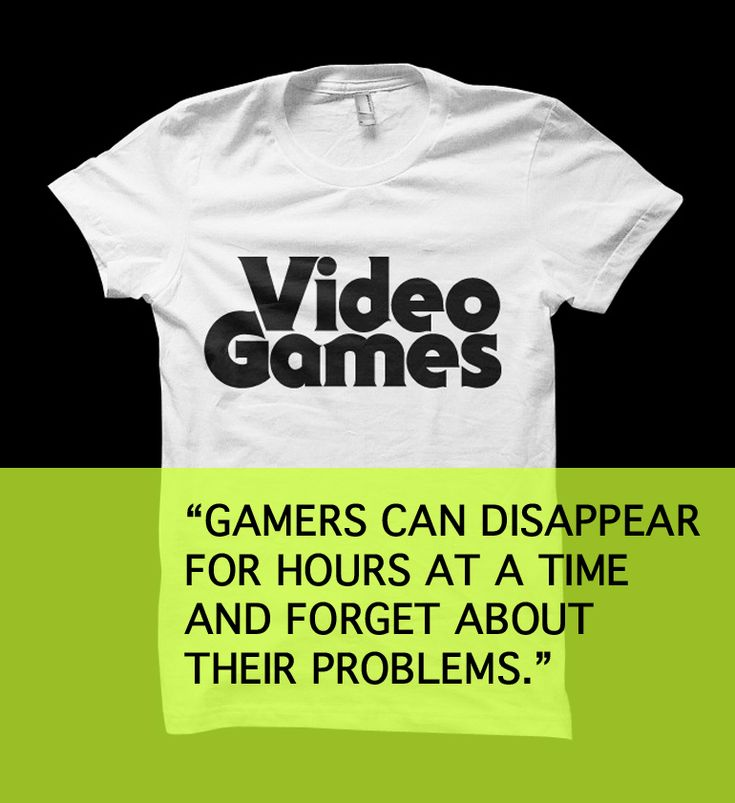 Statement and problem video games addiction