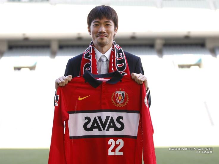 Yuki Abe come back URAWA REDS