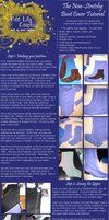 How to make costume boots, the best part, it's just a cover, so you can reuse the boots.