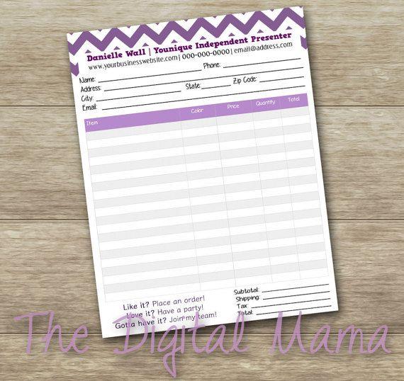 Best 25+ Order form ideas on Pinterest Order form template - business order form