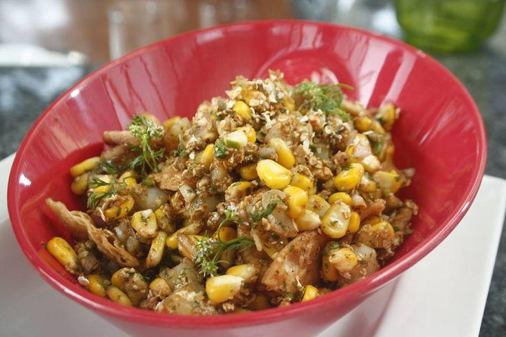 #Saffola #Masala #Oats #Veggie Twist #Corn #Bhel #Recipes http://www.foodfood.com/recipes/saffola-masala-oats-veggie-twist-corn-bhel/