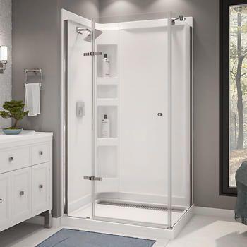 MAAX – Athena Corner Shower Kit