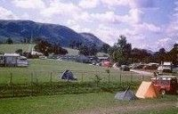 Waterside House Camp Site, Pooley Bridge, Penrith, Cumbria, England