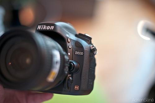 The new Nikon D600