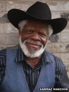 Vincent Jacobs, now 80, battled racism as a rodeo rider in the 1950s