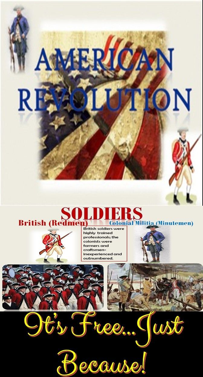 Thematic essay on american revolution