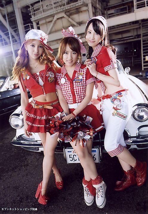 Tomomi Itano, Minami Takahashi, Rena Matsui #AKB48 #SKE48