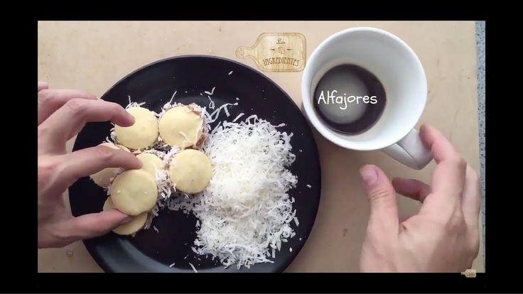 Alfajores _ Los Ingredientes. Receta completa en Youtube Te invitamos a suscribirte en nuestro canal de Youtube: Los Ingredientes, haciendo clic en el siguiente enlace: https://www.youtube.com/channel/UCNoxMvQ4SOfYGX9hNrrq-Jg…