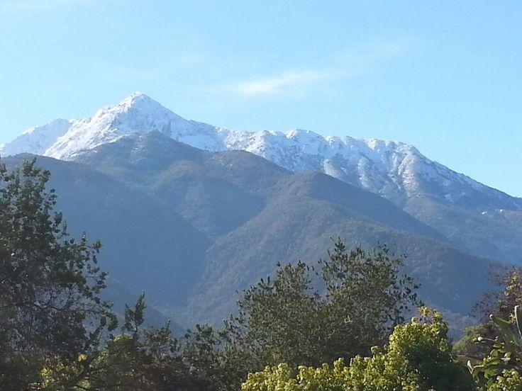 Cerro La Campana Olmué