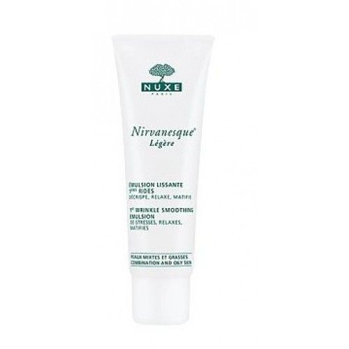 nuxe nirvanesque for first wrinkles.  specially after you are 25 years old, perfect for preventing the first-signs of age