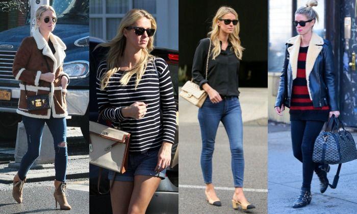 Nicky Hilton es una premamá con estilo