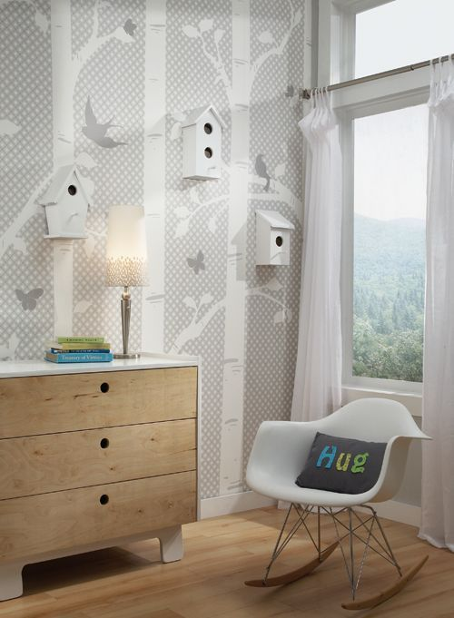 Scandinavian Style Child's Room