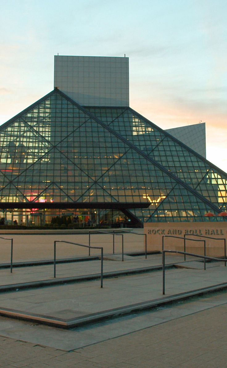 Rock and Roll Hall of Fame and Museum | Travel | Vacation Ideas | Road Trip | Places to Visit | Cleveland | OH | Architectural Site | Music Shop | Tour | Tourist Attraction | Museum | Music Venue