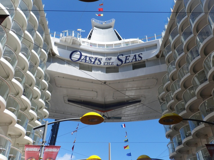 30 days until our ToaD Oasis cruise!  Contact us for information on cruising RCCL.  www.travelonadream.com