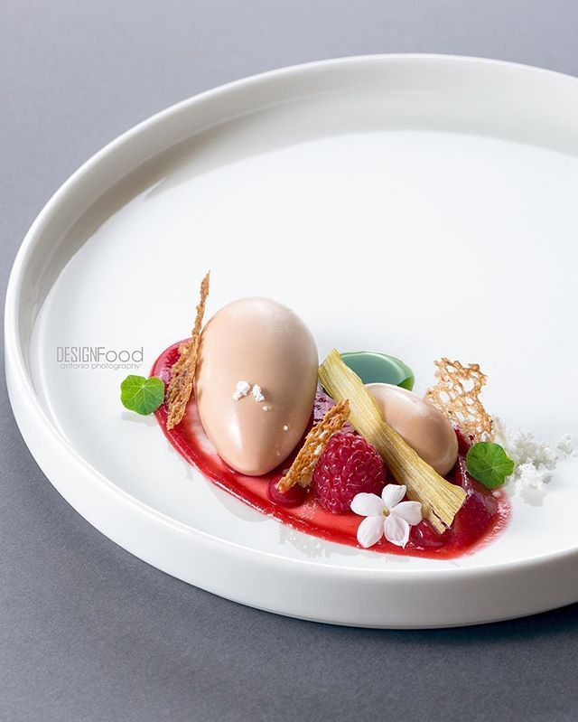 Foie Gras, Rhubarb, Raspberry by Salon Restaurant #food #foodporn #cookniche #chefslife #chefsroll #foodstagram #foodie #foodphotography #foodstyling #foodshare #culinary #gastronomia #gourmet #artfood #instafood #instafoodie #chefstalk #artfood #favoritefood #salonrestaurant #boscolobudapest #foodphotographer #foodphoto #instafoodporn #foodblogger #gaultmillau #goodfood #picoftheday #foodforthought #foodlover #chefsstarter