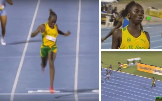 """Meet next #Usain Bolt -- and #she""""s 12-year-old girl!"""