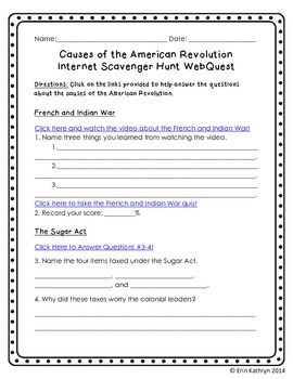 the various causes of the american revolution There were many causes of the american revolution, some noble and some not so noble here's a look at all of them.