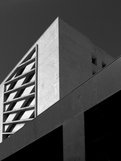 Palazzo delle Poste, Roma / Adalberto Libera, 1936 / Photographed by by Ermanno Cavaliere