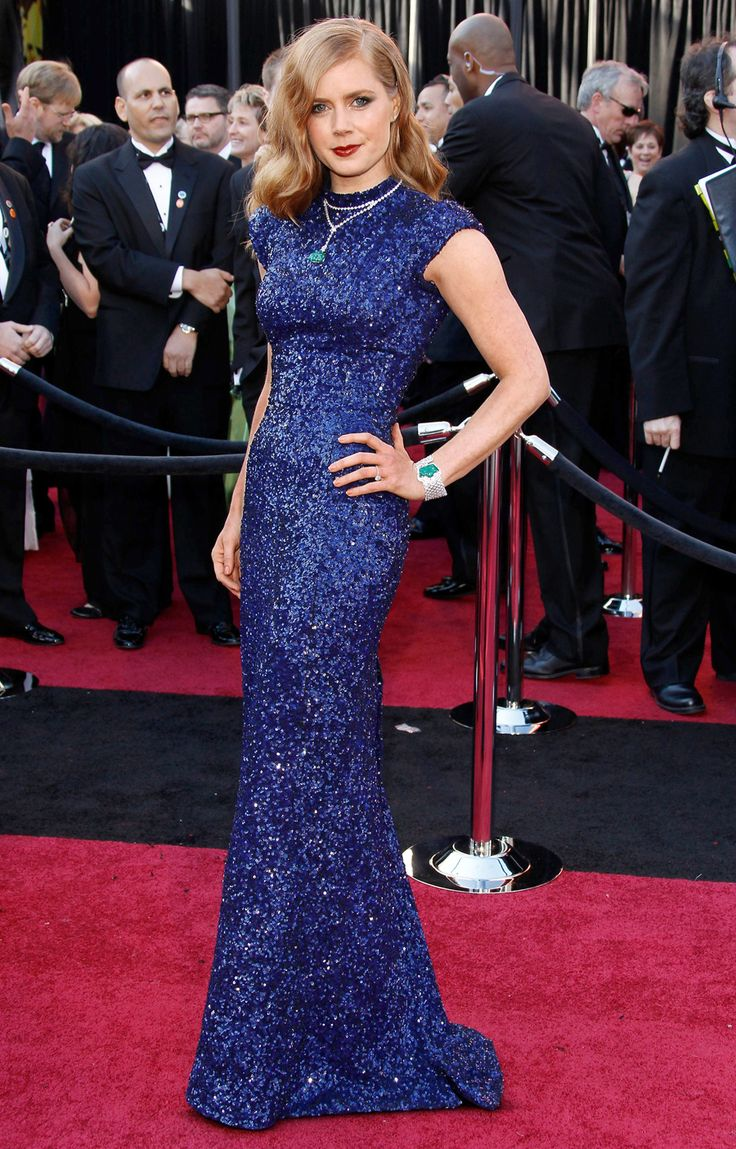 We Found Amy Adams's 10 Best Red Carpet Looks Ever - L'Wren Scott, 2011 from InStyle.com