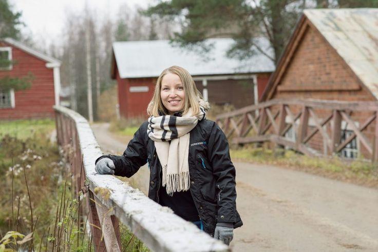 Uskallan hymyillä / 147 cm elämää http://www.stoori.fi/147cm-elamaa/uskallan-hymyilla/