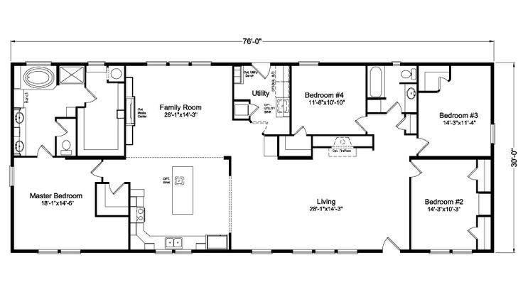 25 Best Ideas About Modular Floor Plans On Pinterest Modular Home Floor Plans Modular Home