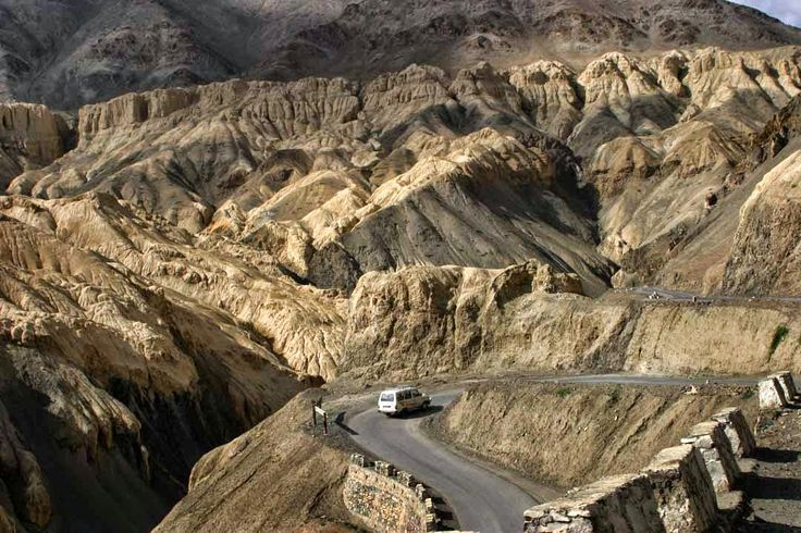 ONE HELL OF A TRIP..!!! Experience two beautiful Himalayan worlds- Ladakh and Himachal, on the Leh Ladakh road trip. Click for details http://bit.ly/1GGiEAU