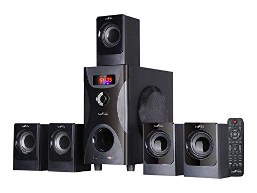 BEFREE SOUND BFS425 Surround Sound Bluetooth Speaker System  Black *** You can find more details by visiting the image link.Note:It is affiliate link to Amazon.