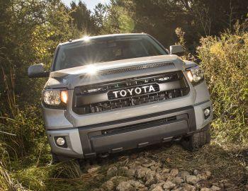 2015–pr. Toyota Tundra TRD Pro CrewMax Cab '2014–pr.