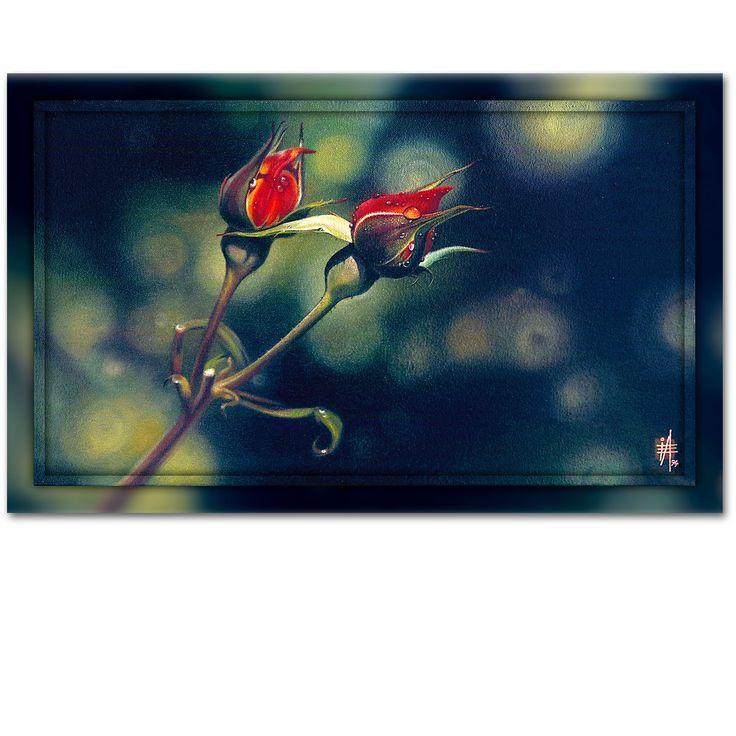 NEW LIFE AWAKENING - fresh hopes of living - Ian Anderson Fine Art http://ianandersonfineart.com/blog/