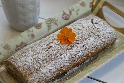 Ciudadana Cake: Dobladillo de Calabaza con Crema de Mascarpone y Vainilla (Conexión Asturias 22-10-13)