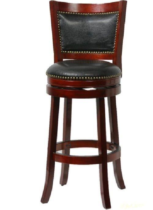 Bar Stools Swivel With Back Leather Wood Cherry 24 Inch Counter Set Of 2  sc 1 st  Pinterest & Best 25+ 24 inch bar stools ideas on Pinterest | 24 bar stools 24 ... islam-shia.org